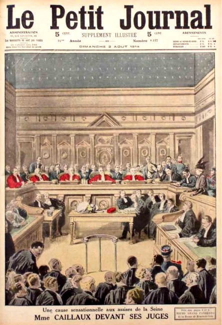 the trial of madame caillaux essay Henriette caillaux was born caillaux and a 1992 book titled trial of madame caillaux by american history regional papers such as ouest-france.