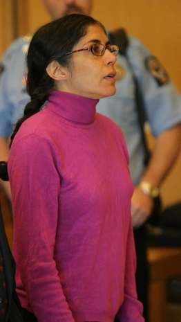 ... to the court prior to her sentencing for the murder of Anna Lisa