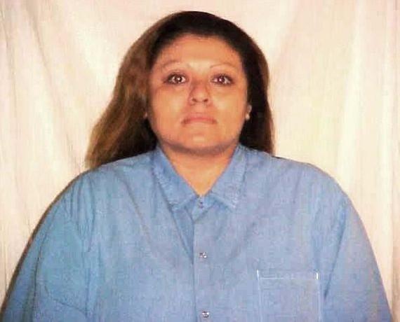 Veronica Gonzales Death Row