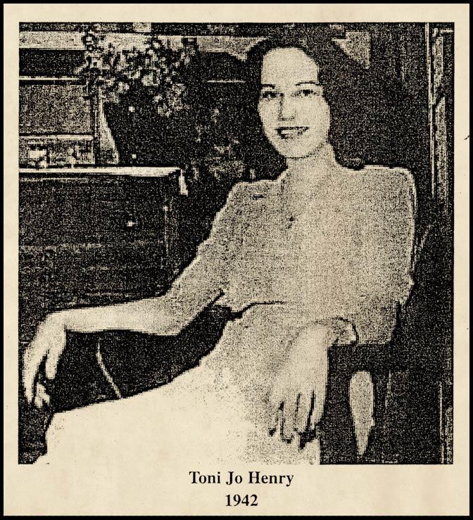 Toni Jo Henry Photos Murderpedia The Encyclopedia Of