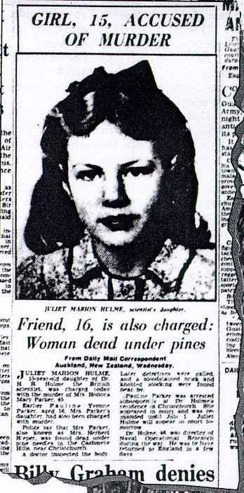 Pauline Parker | Photos | Murderpedia, the encyclopedia of ...