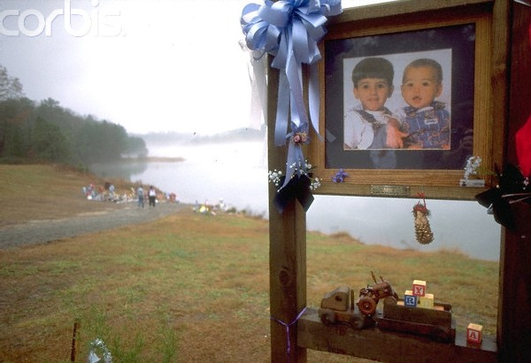 Susan Smith Children Crime Scene Photos 1994 susan smith allowed