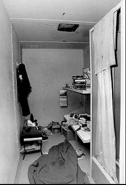 Ted Bundy's from which he escaped on 30 December 1977, by cutting a hole in the ceiling.