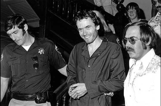 On June 16 a very disheveled Ted Bundy is recaptured.