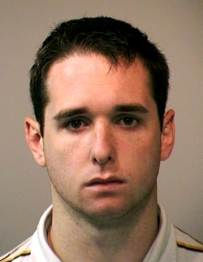 charged with murdering Yale grad student <b>Annie Le</b>. - raymond-clark-3