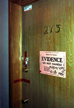 Front Door Of Apartment 213 Jeffrey Dahmer S
