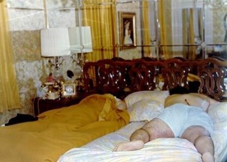 DeFeo Ronald Amityville Horror Crime Scene Photos Lexus Breda