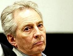 mega-millionaire murderer Robert Durst