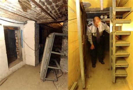 Bernard weinstein un complice g nant - Ondergrondse kamer ...