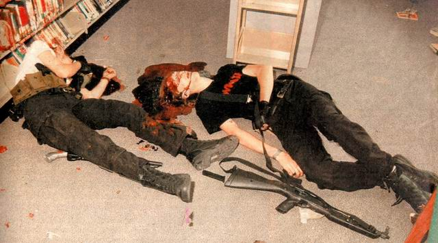 Dylan Klebold And Eric Harris Death Photos Eric harris and dylan klebold