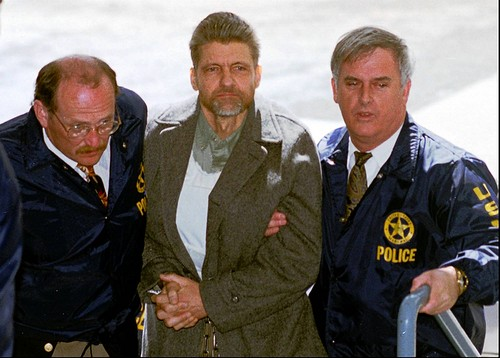 Ted Kaczynski Shack