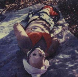Jeffrey dahmer polaroid