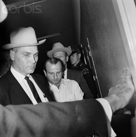 jack ruby Jack ruby shoots and kills lee harvey oswald in front of news cameras from the assassination of president kennedy.
