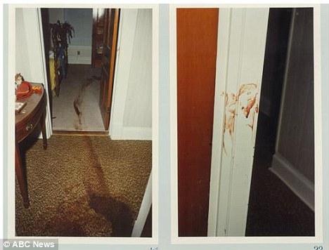 Collier Crime Scene Murder
