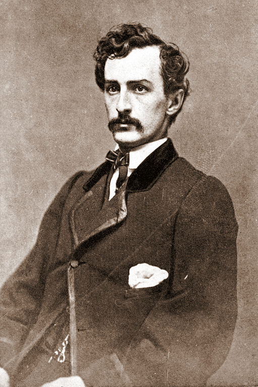 John Wilkes Booth Photos 1 Murderpedia the