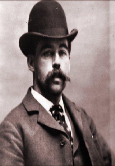 Herman Webster Mudgett   Photos   Murderpedia  the