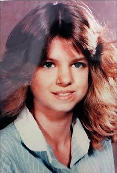 Жертва маньяка Майкла Росса - Лесли Шелли.