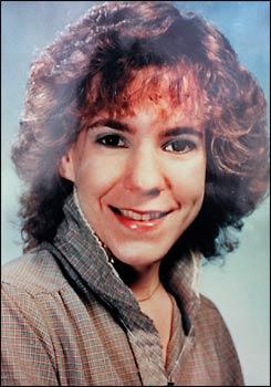 Жертва маньяка Майкла Росса - Венди Барибо.