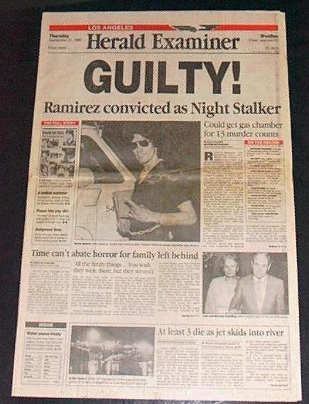 Richard Ramirez | Photos 4 | Murderpedia, the encyclopedia